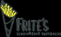 бельгийского картофеля фри в кульках Frite's
