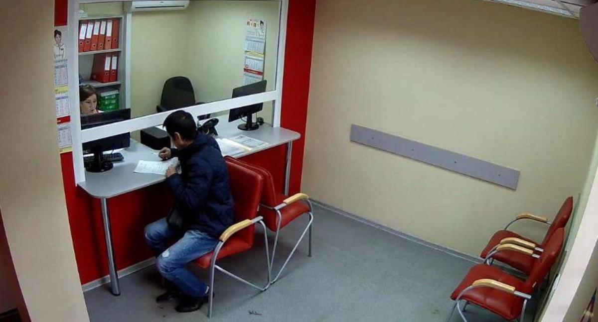 Качество работы с клиентом контролируется с помощью видеокамер