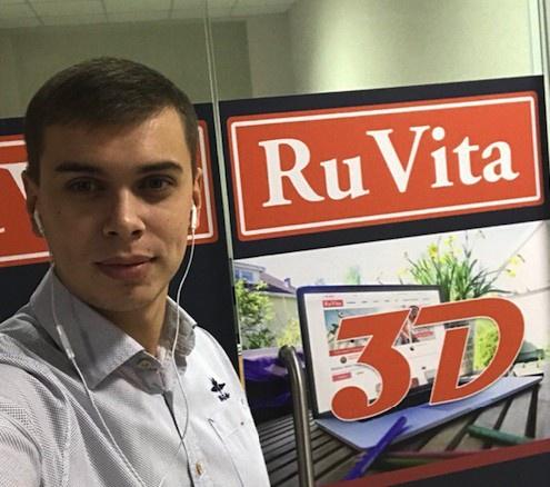Сергей Семенов, франчайзи RuVita в Сургуте, поделился секретом, как зарабатывать 300 000 рублей в месяц, продавая интернет-сайты в 5 раз дешевле их рыночной стоимости