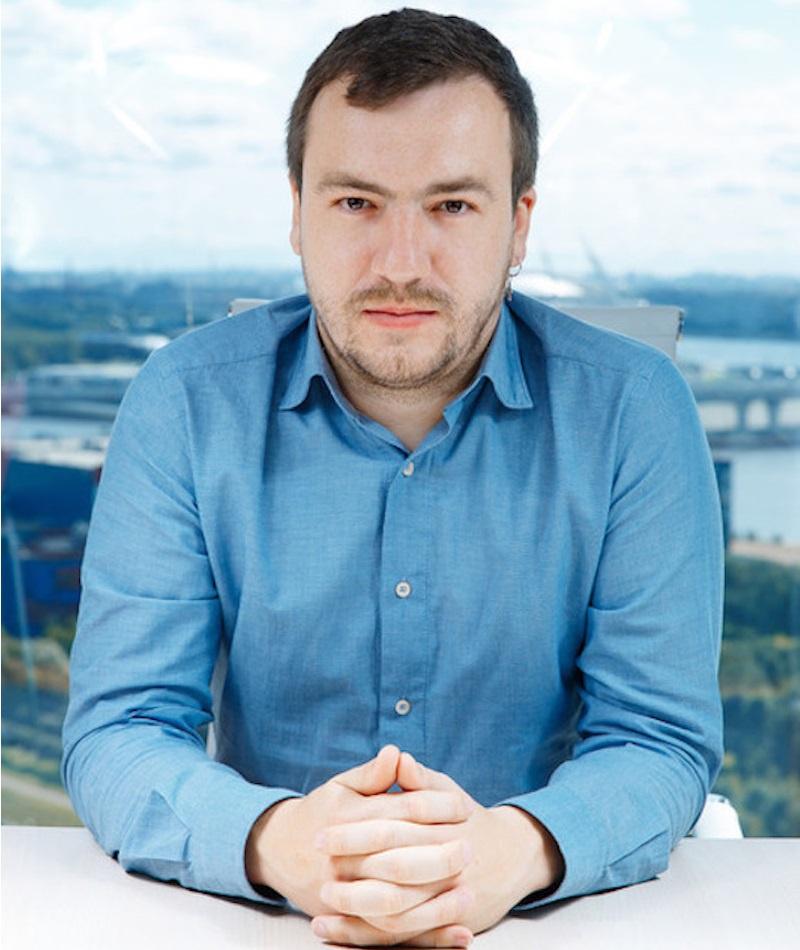 Павел Сологуб, генеральный директор МФК «До зарплаты»