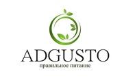 сервиса доставки полезной и правильной еды Adgusto