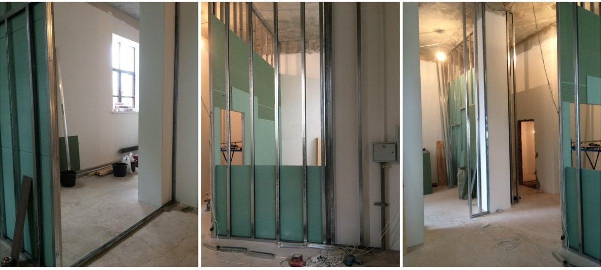 Весь интерьер — от стен до мебели — проектируют в головном офисе
