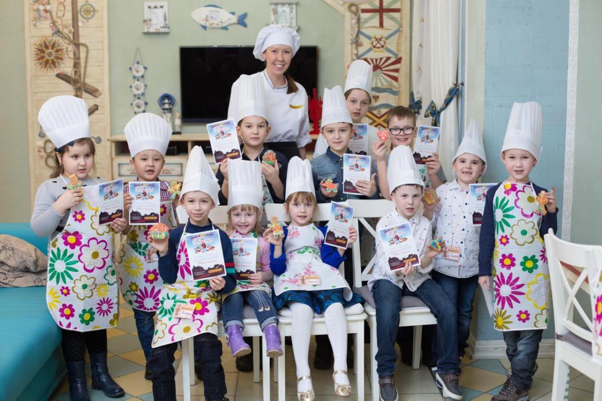Один крупный мастер-класс для детей приносит прибыль 60 тысяч рублей