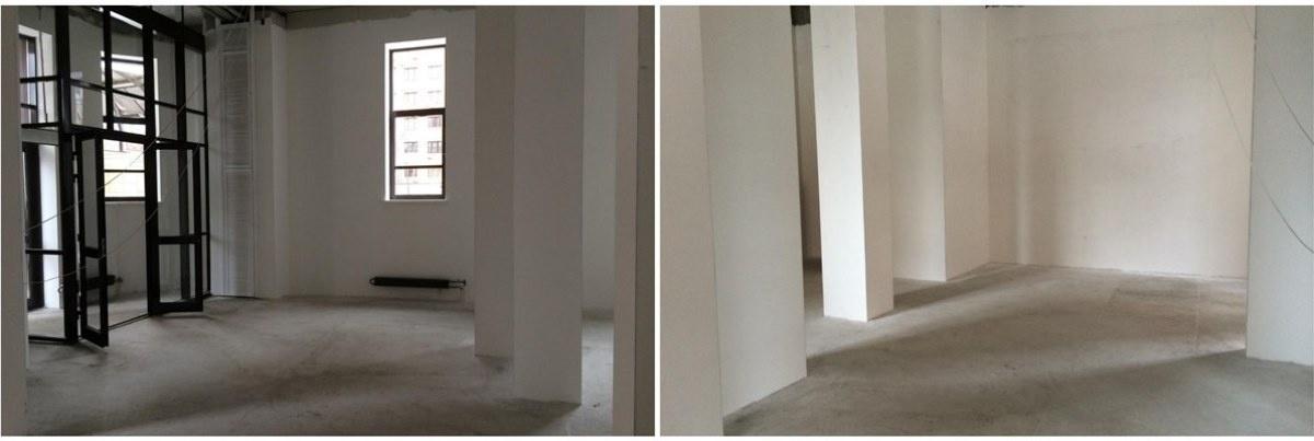 Лучше всего подходят просторные лофты, для них легче и дешевле создать дизайн-проект