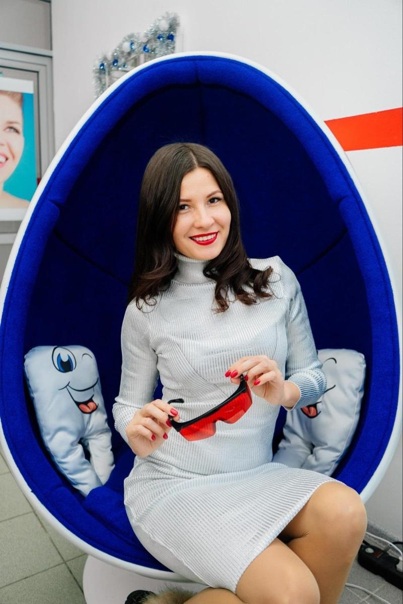 Наталья, руководитель салона отбеливания зубов в Чебоксарах