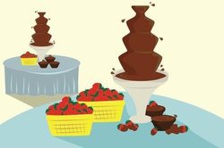 Шоколадная мечта — как открыть франшизу праздничных услуг и мастер-классов